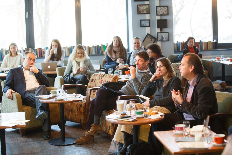 Kreativfrühstück am 19. Jänner zum Thema Eigenmarketing
