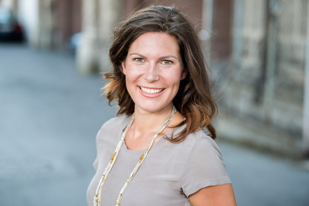 Portrait Stefanie Gründl