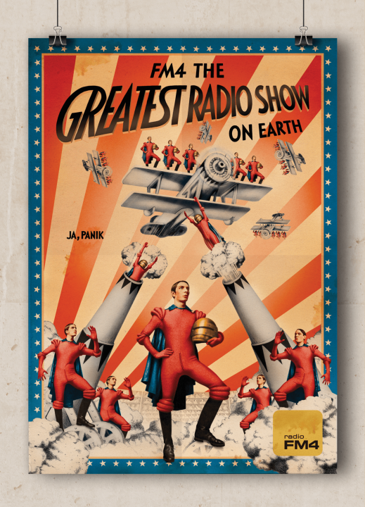 The Greatest Radio Show on Earth