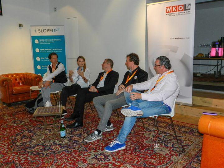 Panel am Conference Day der JETZT Konferenz